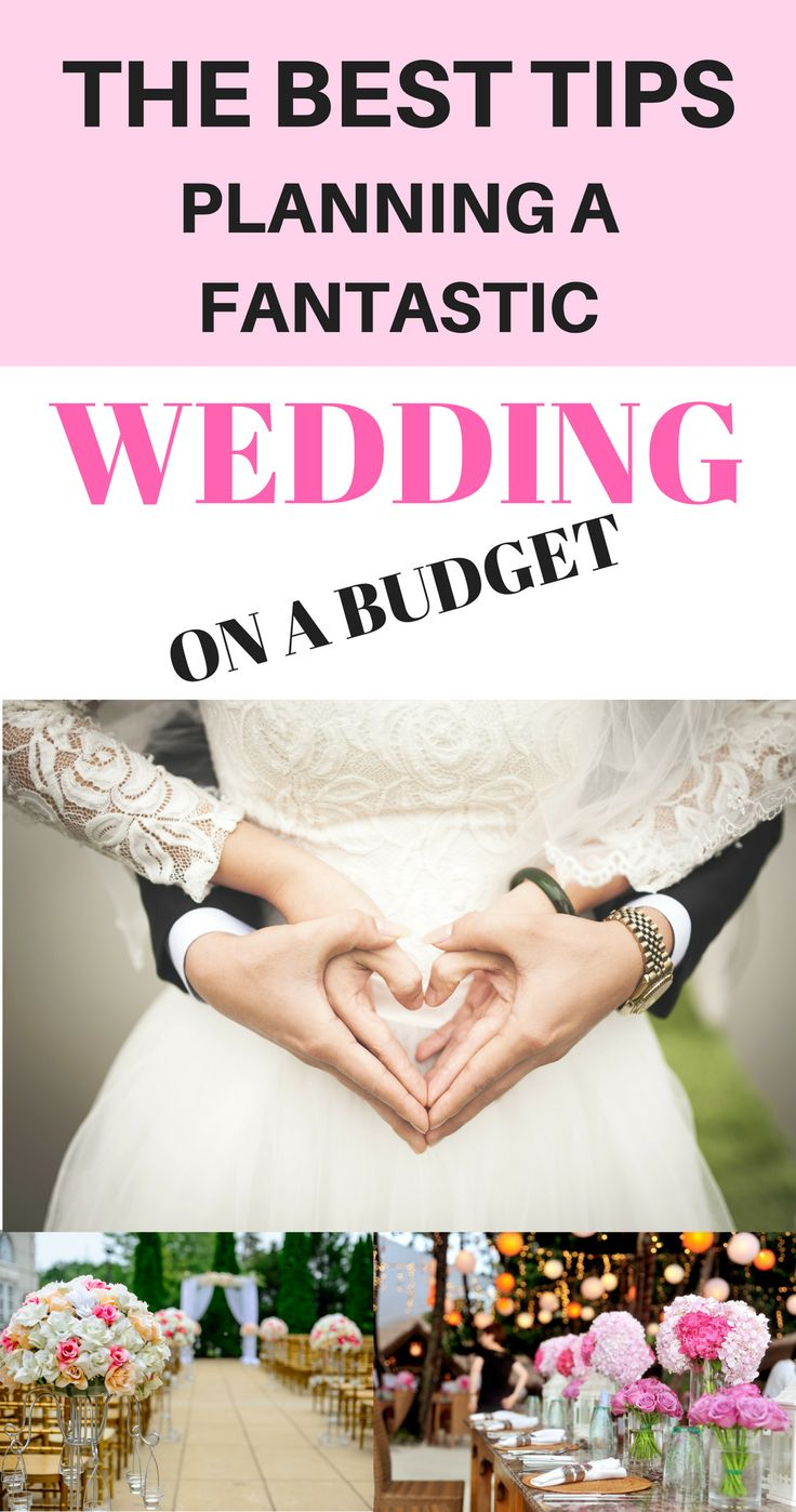 Seriously awesome tips for planning a cheap wedding. See how I planned my wedding for under 4K, dress, catering, rings & all! #weddingplanning #weddings #budgetwedding #cheap #beautifulwedding