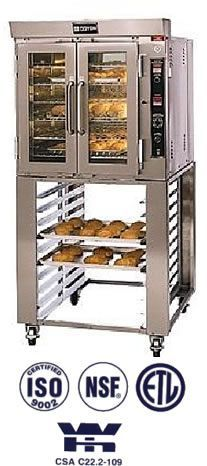 Convection Jet Air Ovens from Empire Bakery Equipment