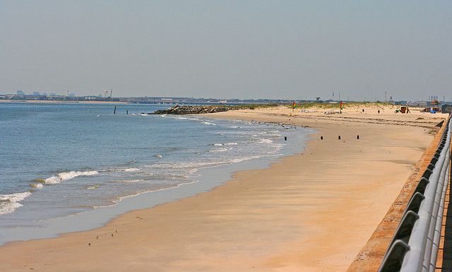 If you want a break from the boardwalk, consider this list of five beaches not far from the Virginia Beach