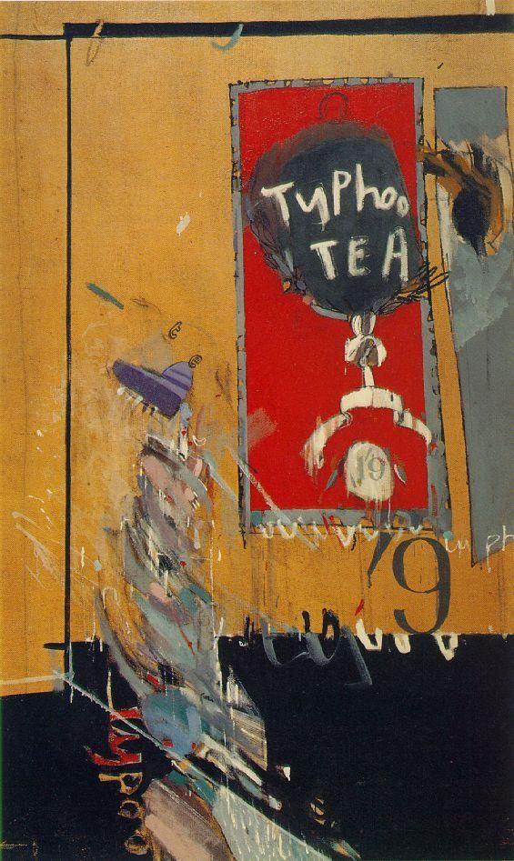 David Hockney (English) The Second Tea Painting, 1961