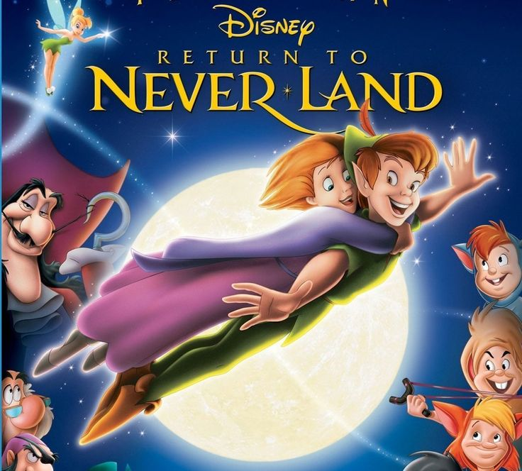 <i>Peter Pan II: Return To Never Land</i>
