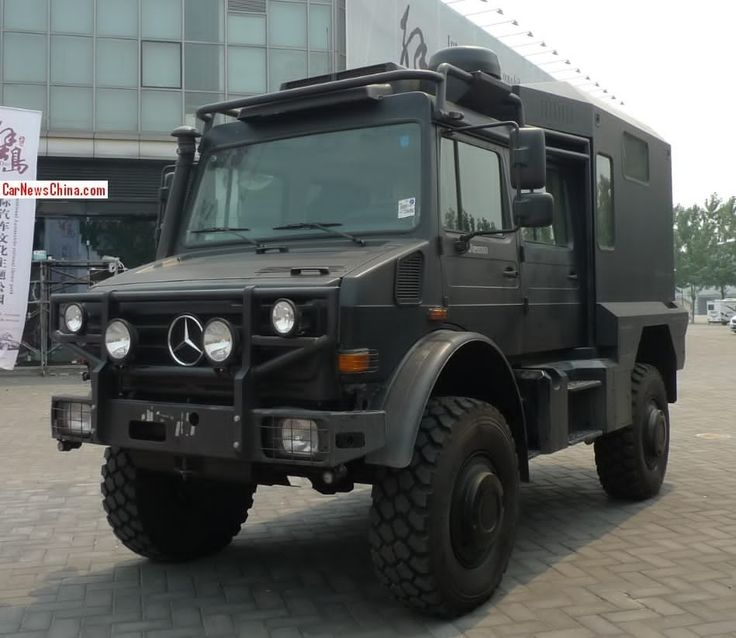 #Mercedes #Unimog U5000 Turned Into a #Camper in #China http://www.benzinsider.com/2014/07/mercedes-unimog-u5000-turned-into-a-camper-in-china/