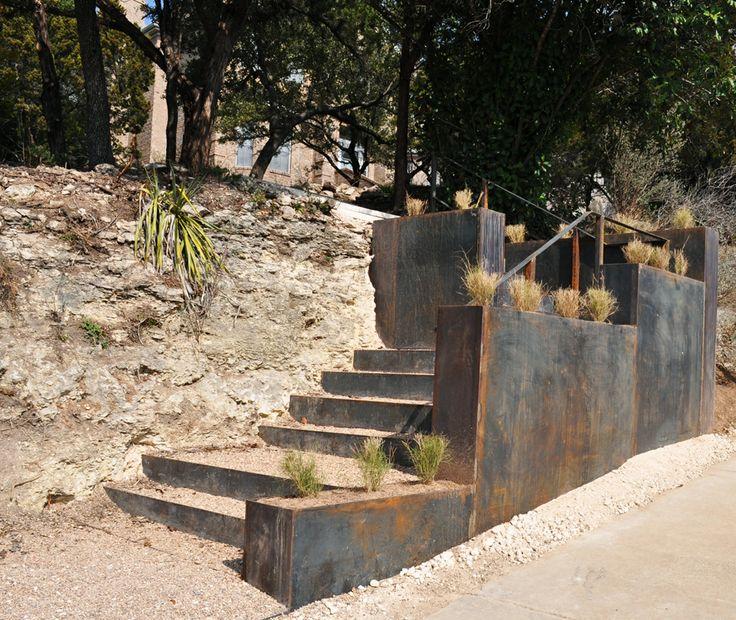 Articulated Design   Modern Landscape Austin, TX