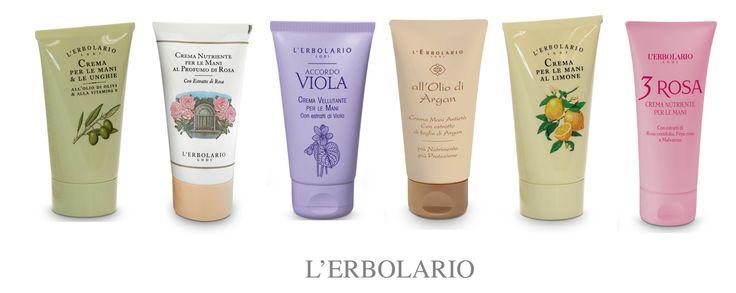 ...con le #mani tu puoi...scegliere la tua Crema Mani preferita!