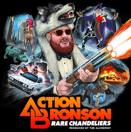 Action Bronson   Rare Chandeliers