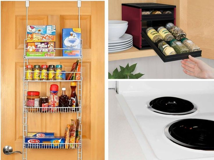 this heat resistant slim oven trim will make the area between your stove and countertop a on kitchen organization gadgets id=13703