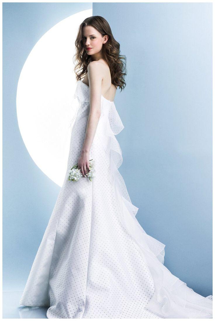 91 best Angel Sanchez images on Pinterest | Wedding frocks, Short ...