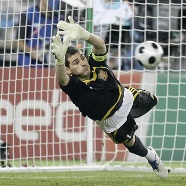 Como entrenar para ser un portero como Iker Casillas