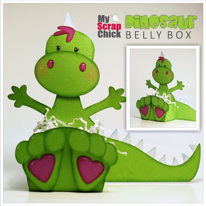 Dinosaur Belly Box-YOU CAN PURCHASE