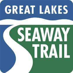 find 10 caches in any one of the 5 regions and you will earn a free collectible Great Lakes Seaway Trail GeoTrail Coin