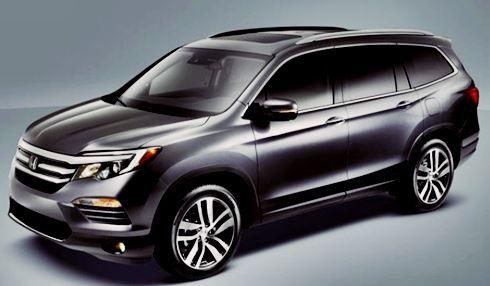 2019 Honda Passport New Interior Price Release Date 2019 Honda