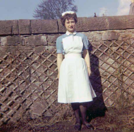 City Hospital uniform 1963