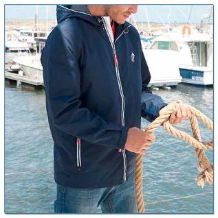 SeaHorse-Collection, unisex waterproof jacket, 89,99€