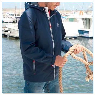 SeaHorse-Collection, unisex waterproof jacket, 89,99€