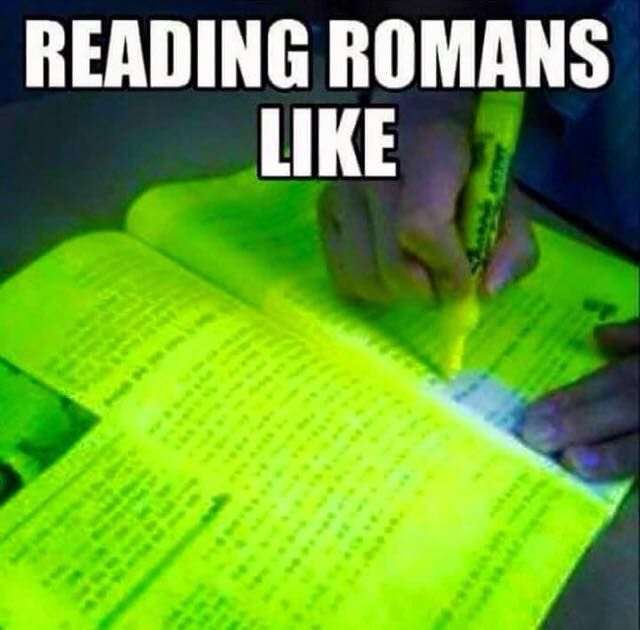quiz on the book of romans