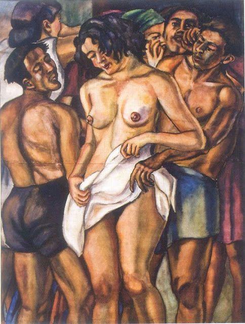 """El Museo de Alberto: """"Trata de blancas"""""""