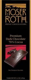 This is awesome chocolate!  moser-roth