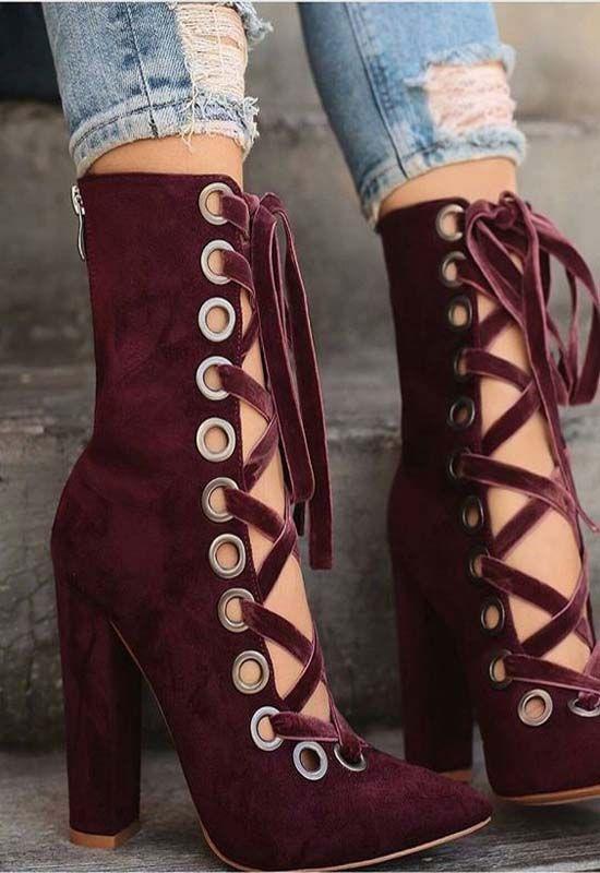8e371d62644 Stylish high heel shoes 2018