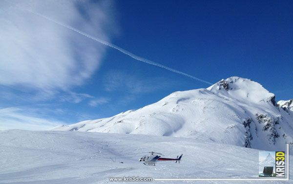 La Rosière #Alps #Snow