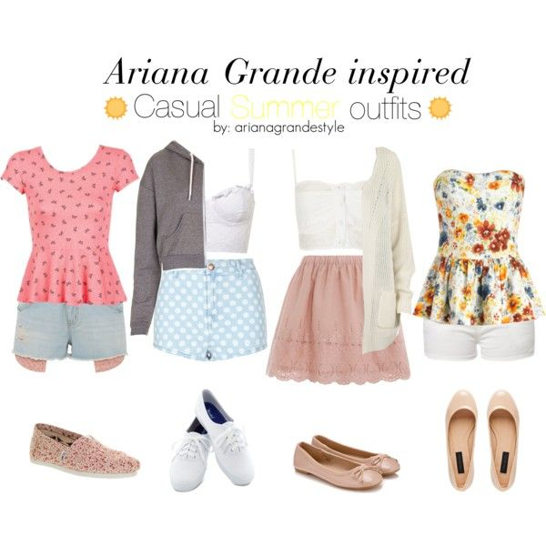 1000+ Ideas About Ariana Grande Outfits On Pinterest   Little Mix Outfits Cat Valentine And ...