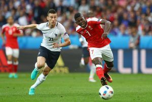 Breel Embolo - hot transfer target following spectacular Euro 2016 performance for Switzerland http://www.soccerbox.com/blog/switzerlands-wildly-gifted-19-year-old-sensation-breel-embolo/