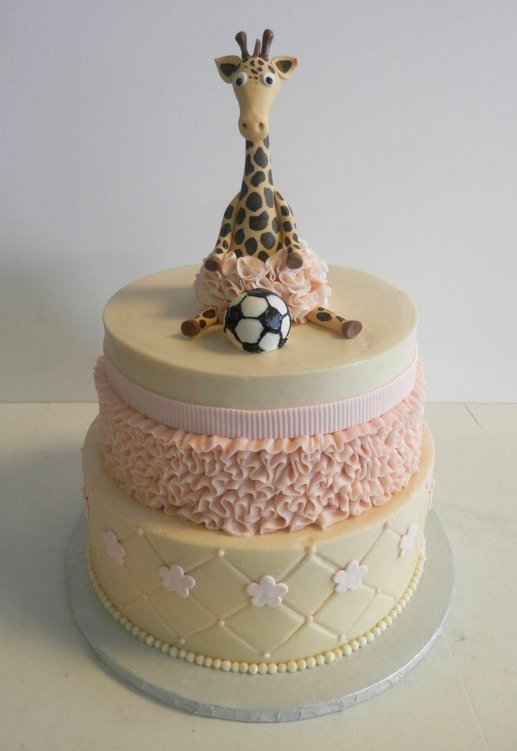 Giraffe cake! SO cute!
