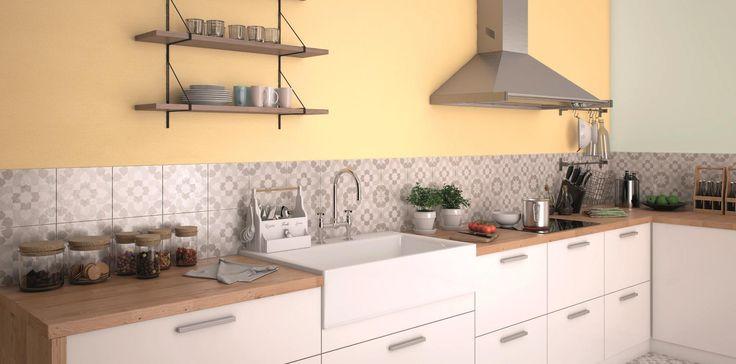 Najlepszym połączeniem w kuchni jest dla nas połączenie pięknych kolorów i doskonałych walorów użytkowych. Właśnie taką kombinację zapewniają farby Beckers Designer Kitchen & Bathroom ;)