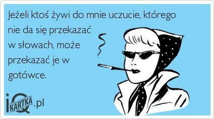 Uczucie :)