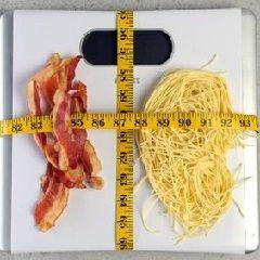 Carboidrati e grassi nello stesso pasto: effetti sulla composizione corporea