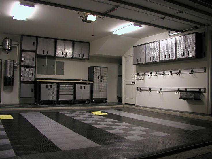 25 Best Ideas about Garage Interior on PinterestPainted garage