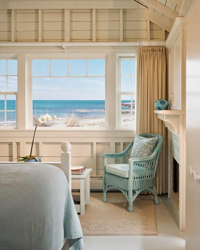 Beach Cottage Style On Pinterest: 25+ Best Ideas About Beach Cottage Curtains On Pinterest