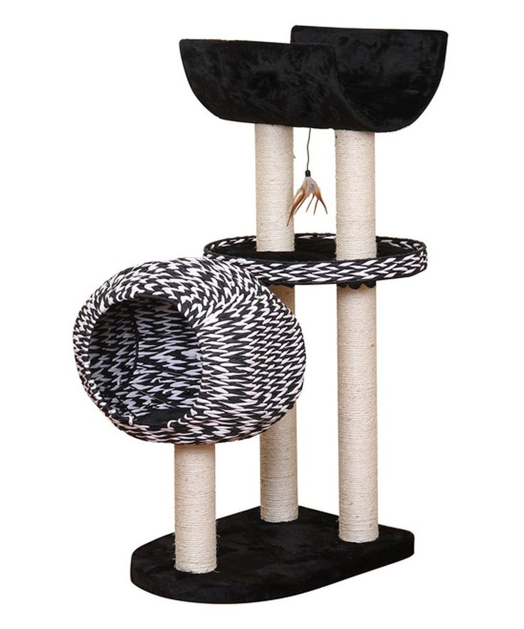Spade Luxury Cat Condo By PetPals #zulily