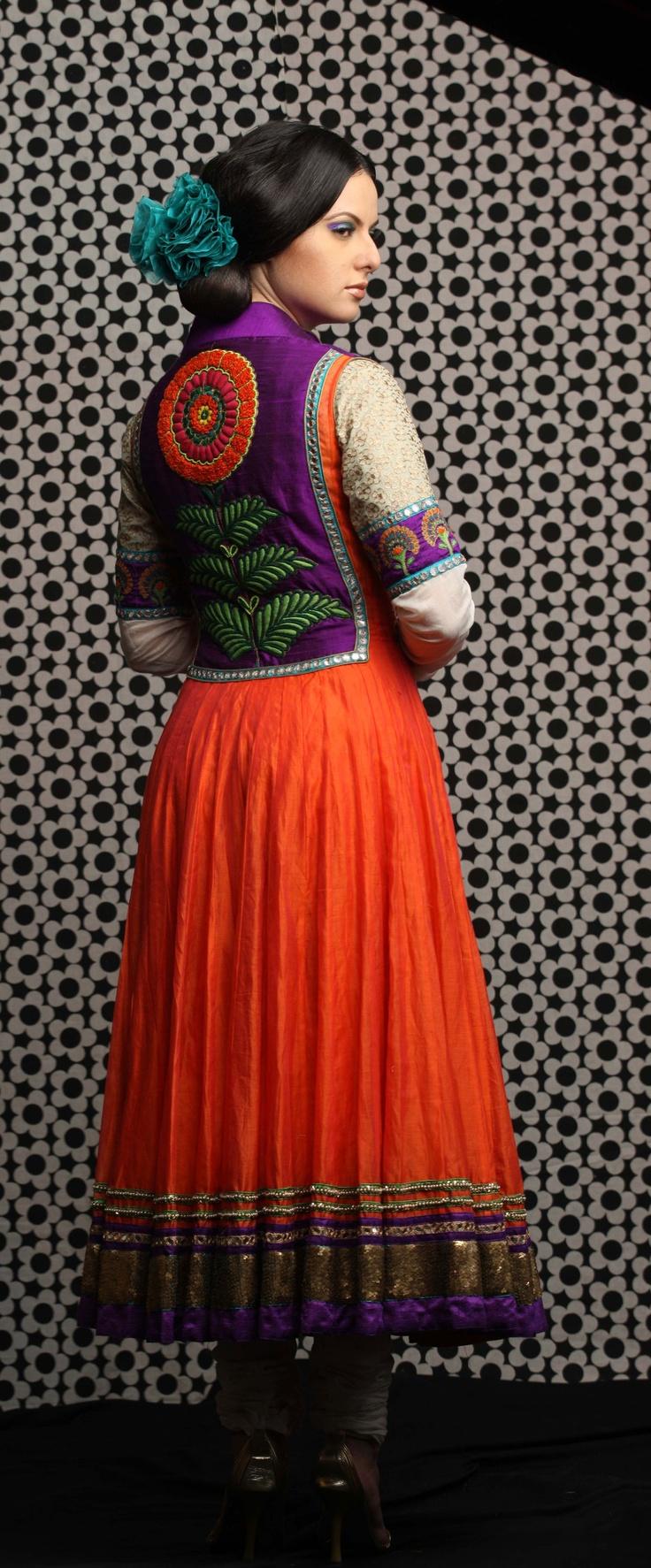 Stylish Dress Design