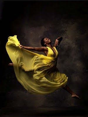 Joy in dance and movement
