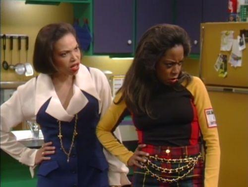 Gina and Pam