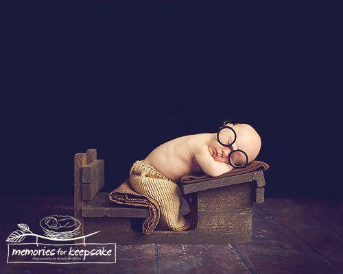Fotografía recién nacidos Prop escritorio apoyo por MrAndMrsAndCo
