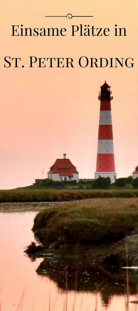 Urlaub in Deutschland an der Nordsee. In St. Peter Ording findest du den besten …