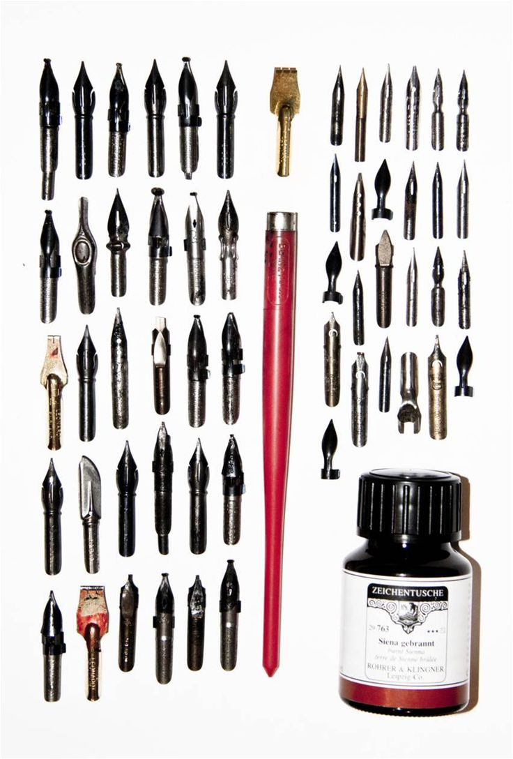 Best images about calligraphy supplies on pinterest