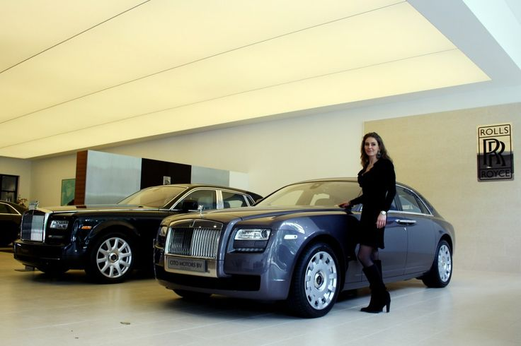 Marissa van Laarhoven is director of,  Cito Motors BV and runs the only Rolls-Royce importer of the Netherlands.