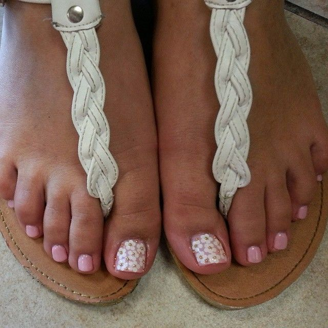 Toe Nail Salon Game For Fashion Girls Foot Nail Makeover: 17 Best Ideas About French Toes On Pinterest