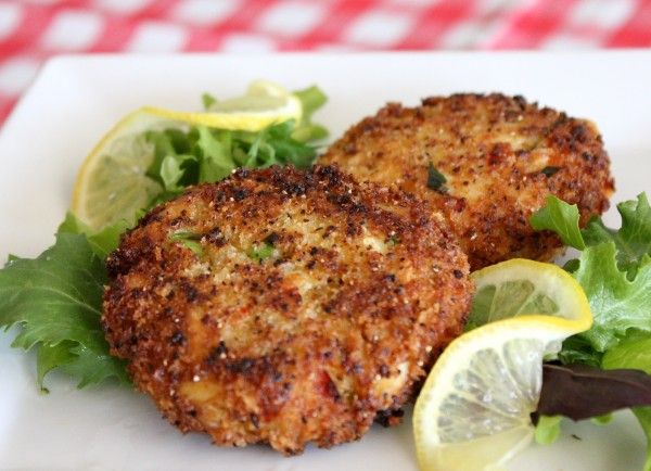 Ultimate Crab Cakes - Easy and Delicious
