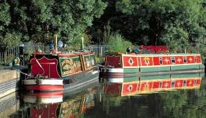 canal boats - Google Search
