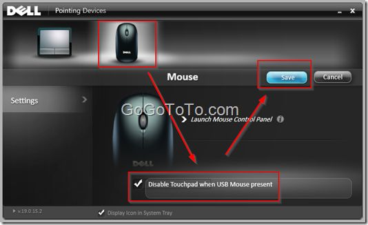"When we use laptop with an external USB mouse connecting, the touchpad of laptop is enabled by default. During your typing the touchpad might break your works because your motions of fingers might cause the touchpad affecting or because of your fingers touching the touchpad causes messing your inputting. So we want to disable the … Continue reading ""How to Disable Laptop Touchpad When USB Mouse Present"""