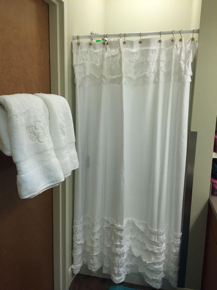 Dorm room showers-8488