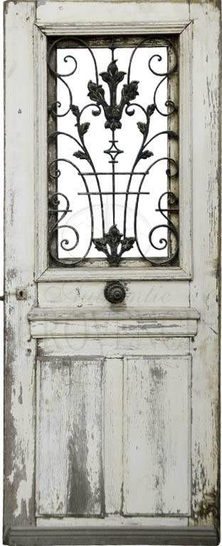 sweet old door