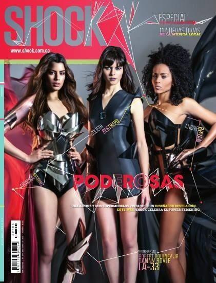 Revista Shock Magazine  www.shock.com.co  (Podorosas)