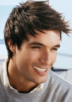 Pinterest Hairstyles Young Men | Teen Boys Hairstyles And Haircuts ~ Big  Solutions