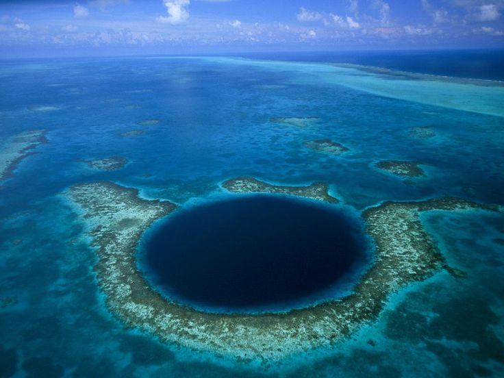 Belize Blue HoleBuckets Lists, Favorite Places, Nature, Belize Cities, Places I D, Sea, Hole Belize, Blue Hole, Travel