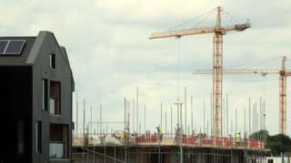 UK construction sector sees strong growth