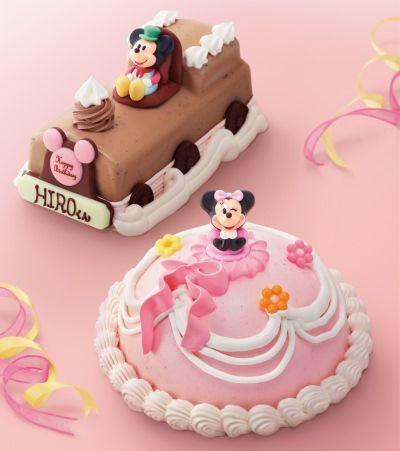 """""""隠れミッキー""""を探せ!サーティワンに""""ミッキー&ミニー""""のアイスケーキ"""